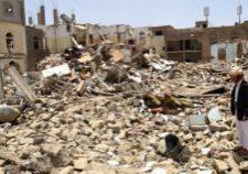 Saudi bombing of Yemen